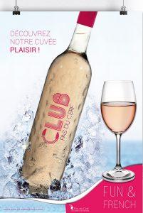 Club Rosé Château Pas Du Cerf
